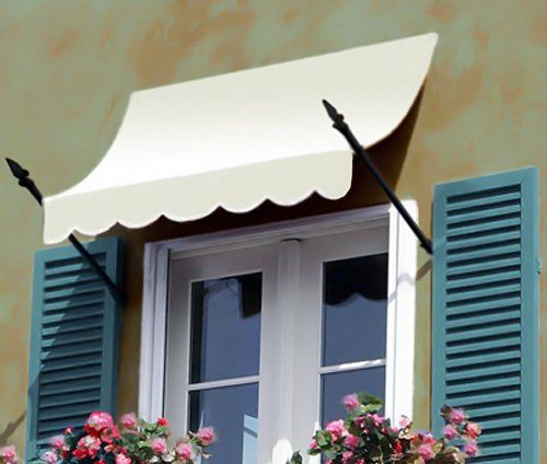 Canopy Valance For Window