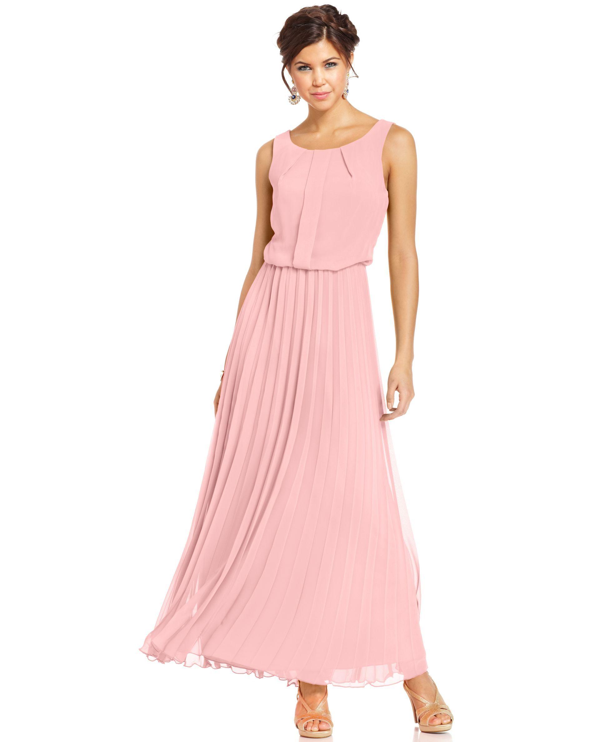 B darlin juniorsu pleated maxi dress products pinterest products