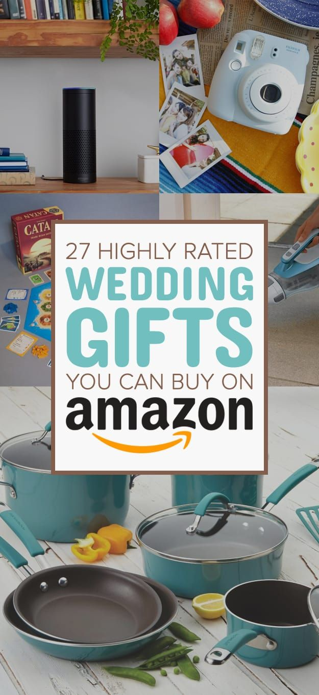 27 Of The Best Wedding Gifts You Can Get On Amazon My Future Home