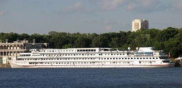 Viking River Cruises River Cruise Ship Viking Helgi Track At Sea - Cruise ship finder app