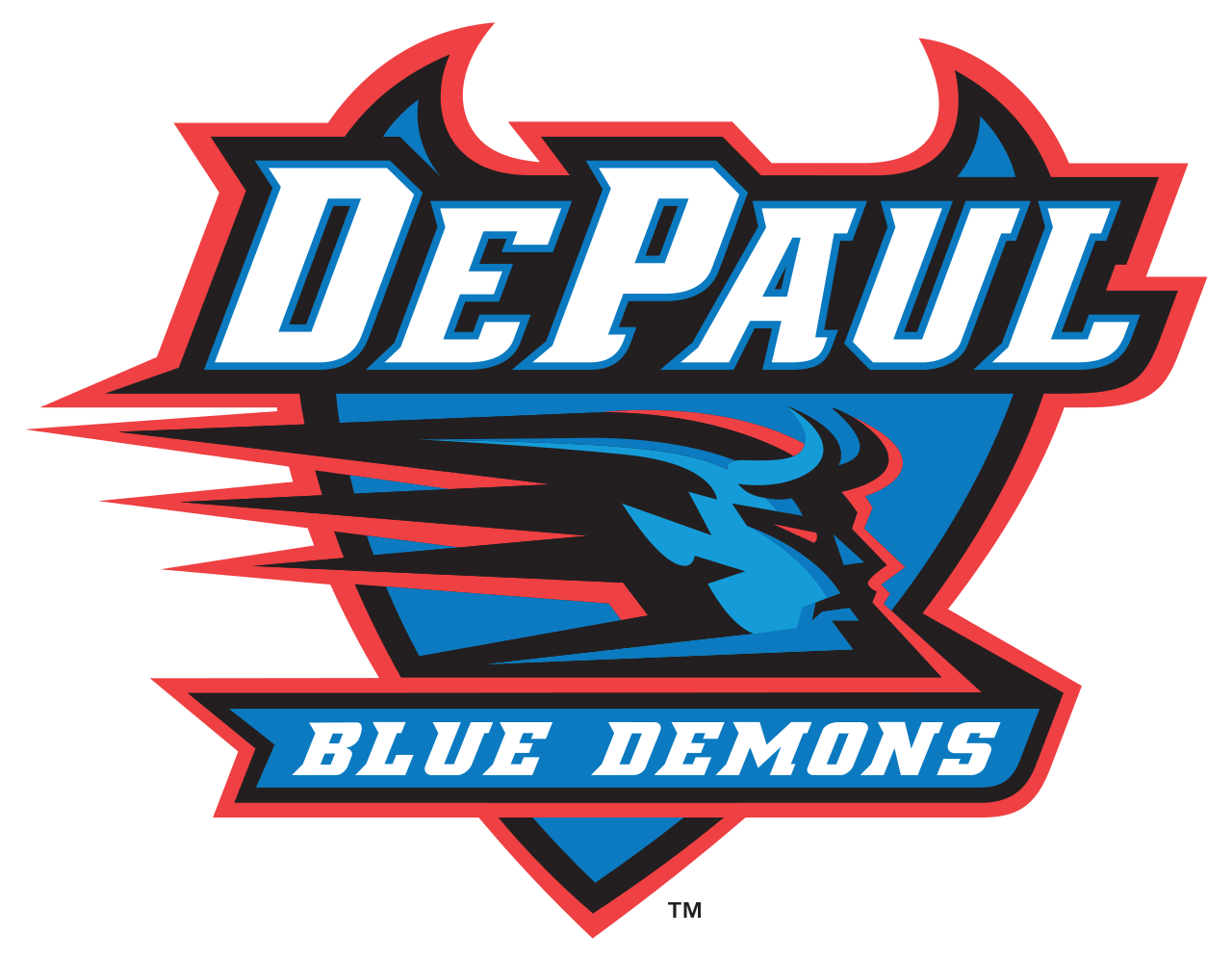 Depaul University Logo Google 検索 Mascot Branding And