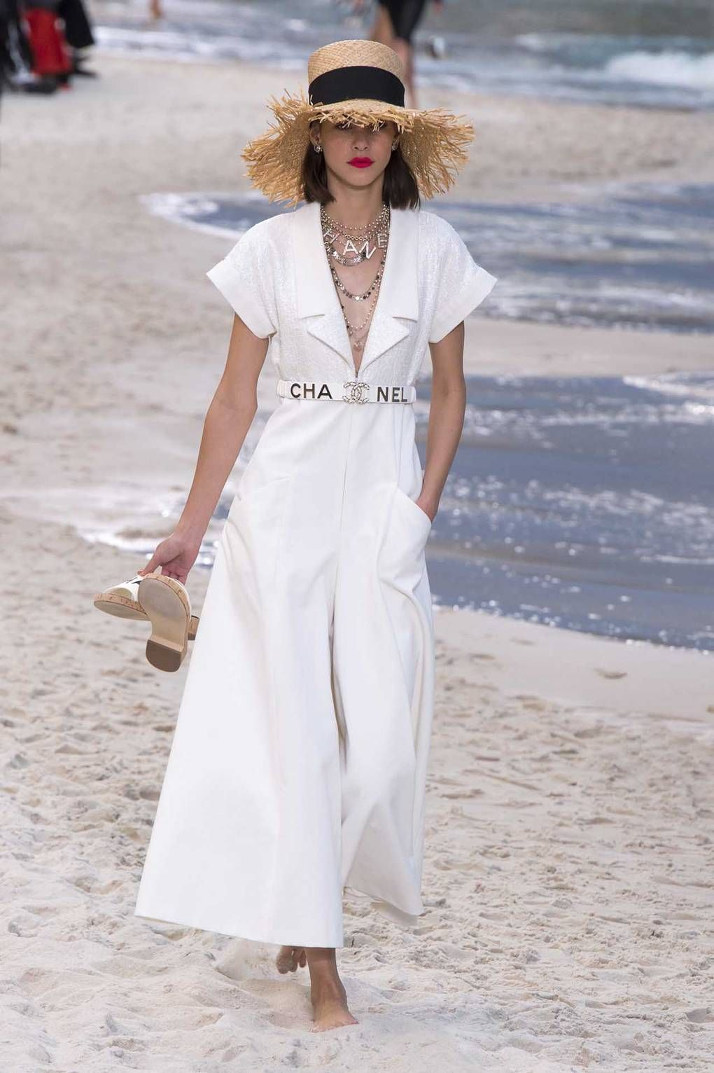 f25c2f3e12c Chanel Spring Summer 2019 Ready-To-Wear Collection