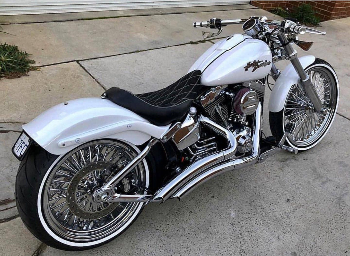 Harley Breakout For Sale >> Harley Davidson Softail Breakout For Sale