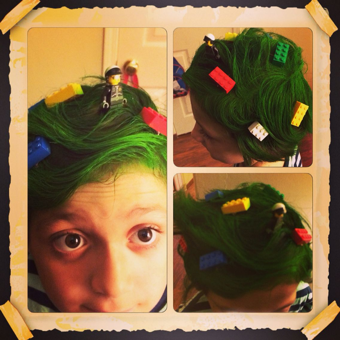 Crazy hair day at school for boys. | Crazy hair day ...