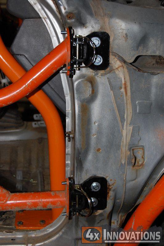 Toyota Truck Quick Release Door Hinge Kit Door Hinges Hinges Half Doors