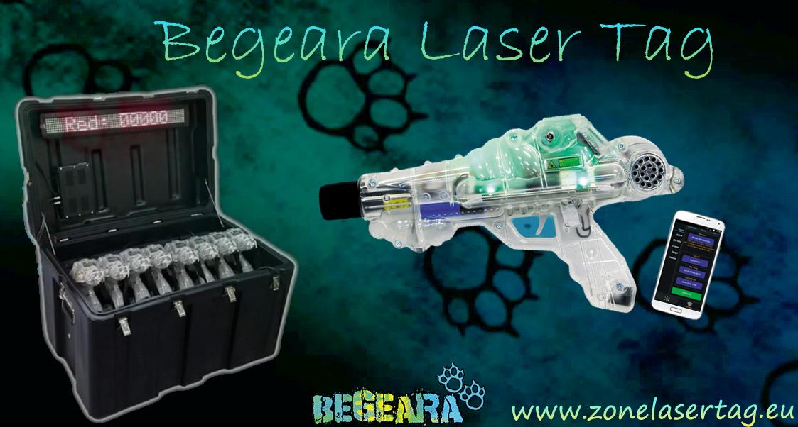 Begeara Laser Tag Zone Laser Tag Eu