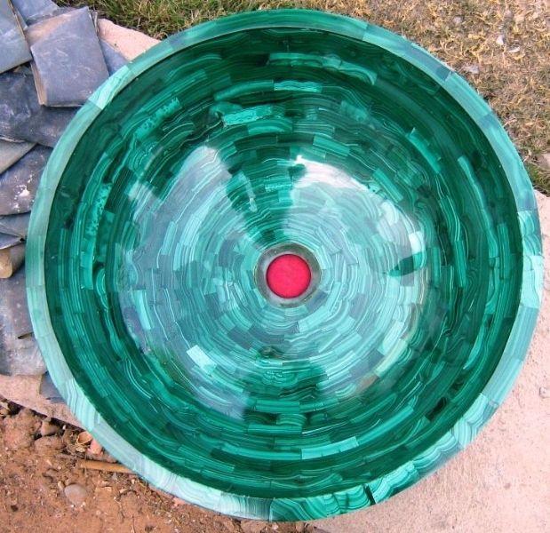 Malachite Sink