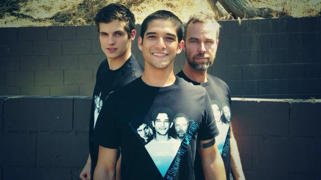 Get the shirt Guys! Help Tyler and the boys fight Cystic Fibrosis #JRBOURNE #Tylerposey #danielsharman  http://represent.com/netwolfing  #socialNetWOLFING