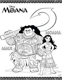 ausmalbilder moana, maui zum ausdrucken mit bildern | vaiana, vaiana ausmalbilder, moana disney