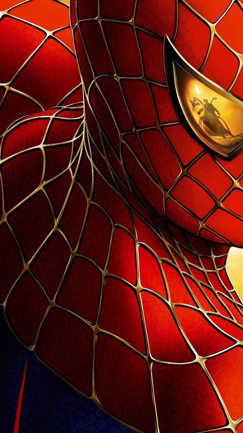 SpiderMan 2 (2004) Phone Wallpaper Spiderman, Amazing