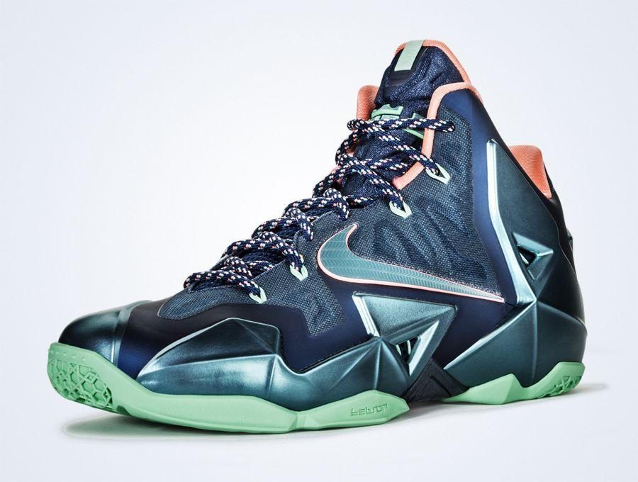LeBron 11 Miami vs Akron - SneakerNews.com