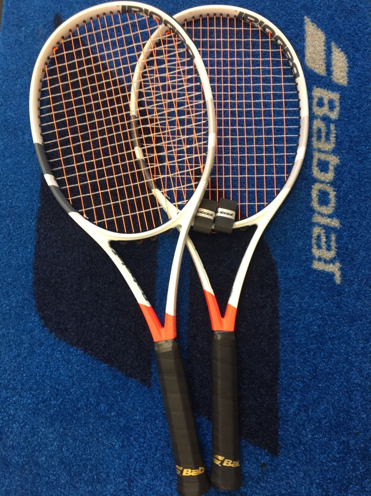 Two2 Babolat 2017 Pure Strike 100 Tennis Racquets Grip 4 3 8 Racket Diagram How To A