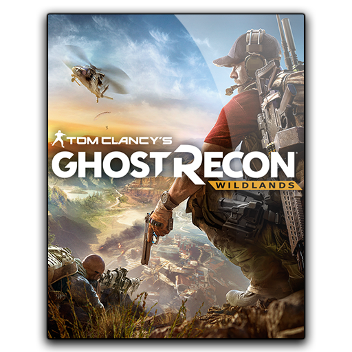 Icon Tom Clancy S Ghost Recon Wildlands By Hazzbrogaming Tom Clancy Ghost Recon Ghost Tom Clancy