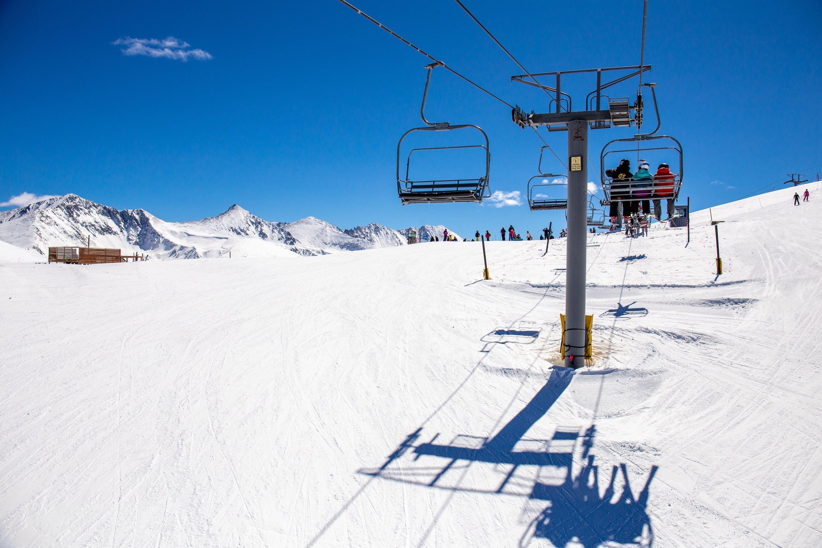 Follow Us On Instagram Colorado Ski Resort Landscape Photography Drone Nature Ski Lift Gon Colorado Ski Resorts Copper Mountain Ski Resort Colorado Skiing