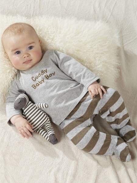 ropa de bebe recien nacido invierno