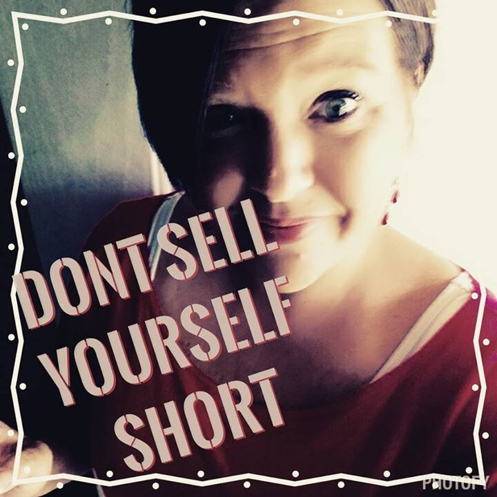 Don't Sell Yourself SHORT