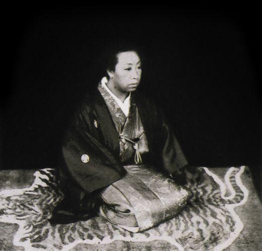Tenshoin, Also known as Atsuko, was the Wife of Iesada Tokugawa, the 13th Shogun of the Tokugawa Shogunate. Her Father Shimazu Tadatake Belonged to the Imaizumi Shimazu Family of the Shimazu Clan in Satsuma.