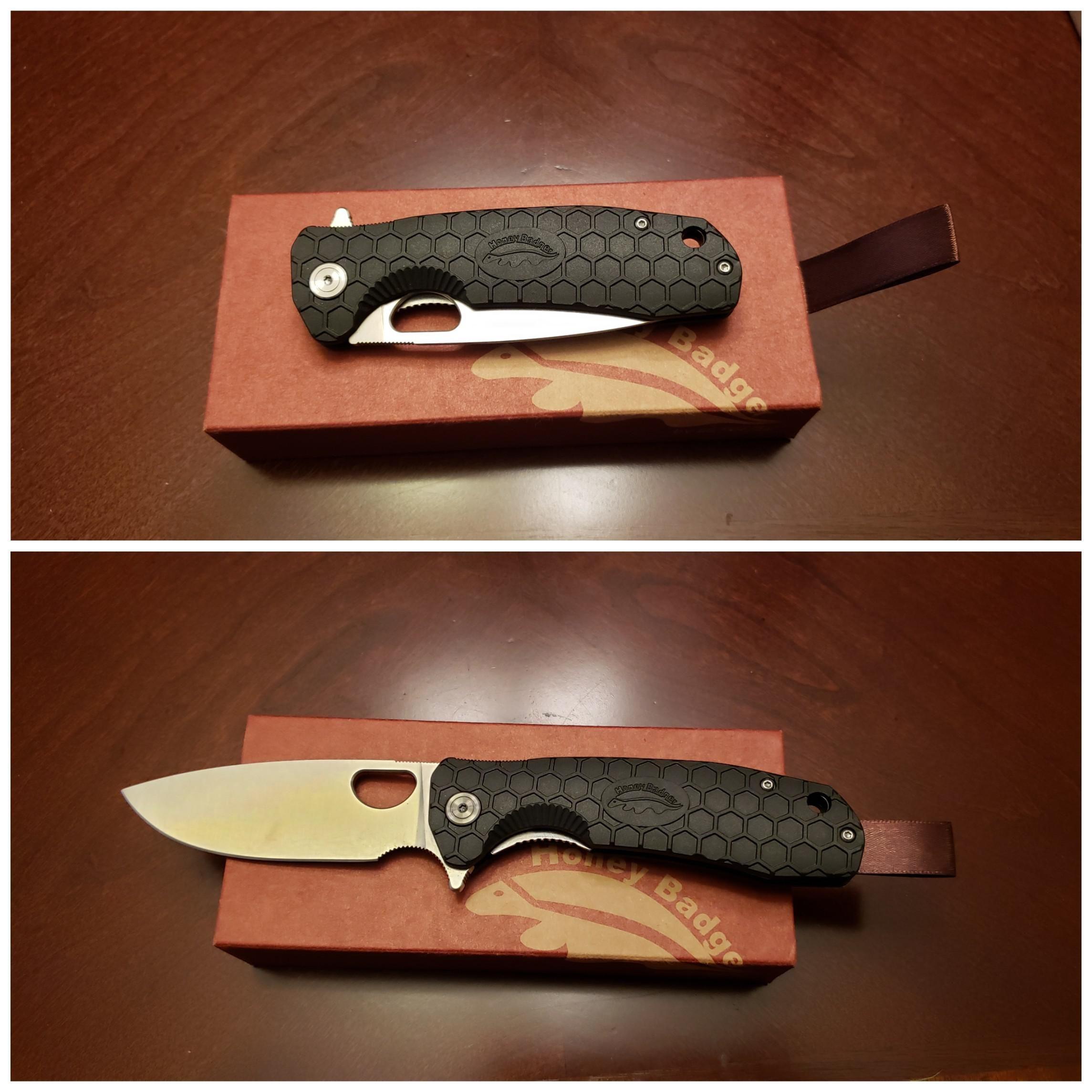 Okc Rat 3 Black Kydex Belt Sheath: #BestHuntingKnife #huntingknife #knifemetrics