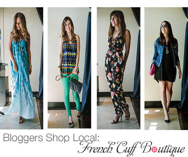We are so thrilled to be featured by four of Houston's own blogger's this week!
