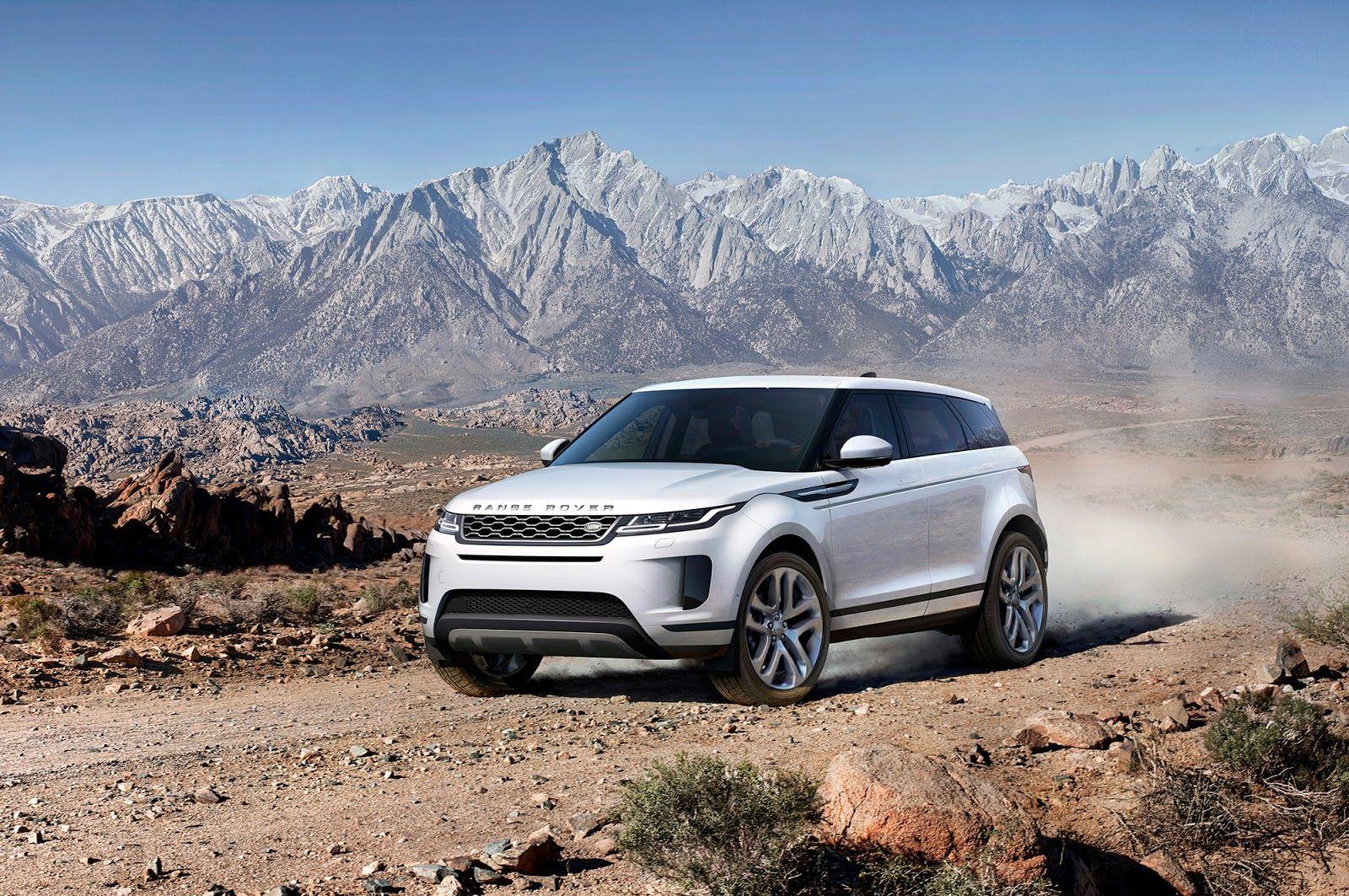 Range Rover Evoque (2019). Дотянуться до Velar'а