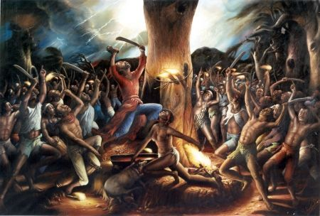 Haitian Revolution. First black republic, first independent nation in Latin America, and first nation to receive its independence with a successful slave revolt. #Ayiti