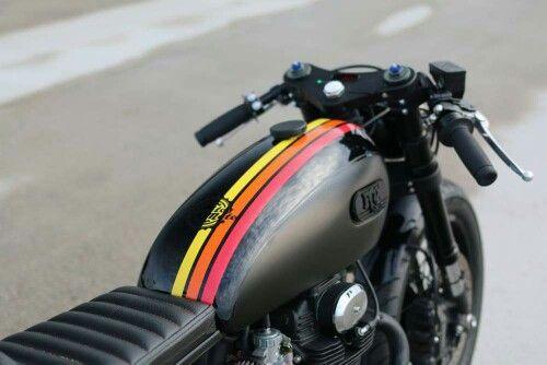Cognito Moto Fox CB350
