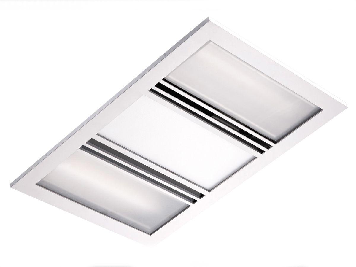 Kado Lux 3 In 1 Heat Lamp Exhaust White Bathroom Heat Lamp Sink Mixer Taps Home Lighting