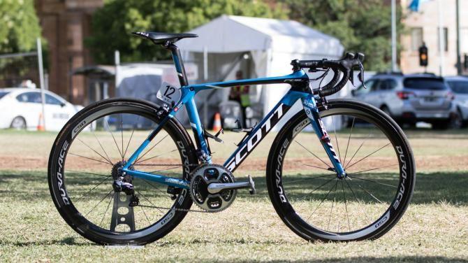 2016 Worldtour Team Bikes Guide Orica Greenedge Bike