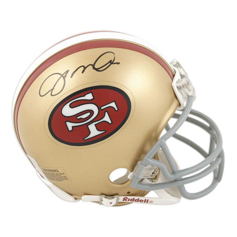 best website d35fa b3430 Joe Montana San Francisco 49ers Fanatics Authentic ...