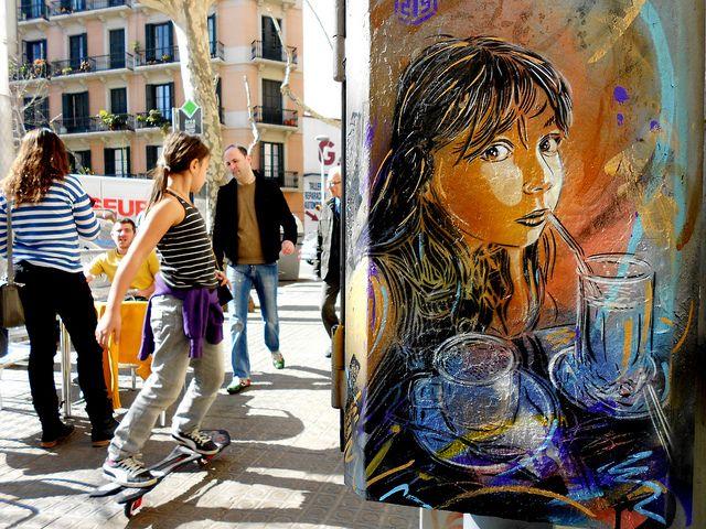 C215 Barcelona