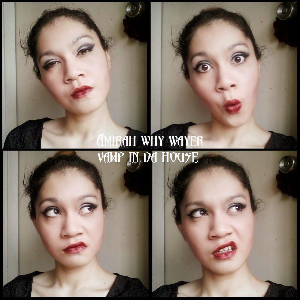 Vamp in da house: Day 2 & 3: Minimal Goth & Romantic Morticia