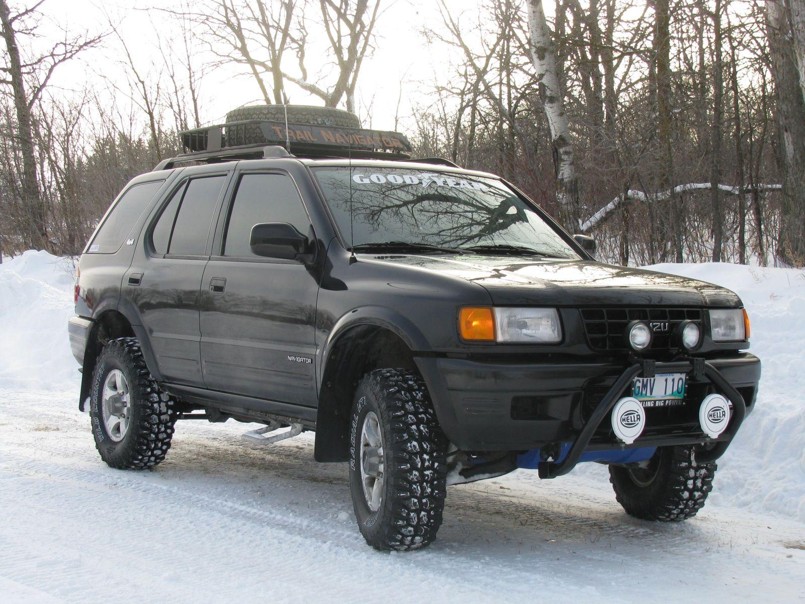 1999 Isuzu Rodeo Truck Accessories Car Accessories Cars Trucks