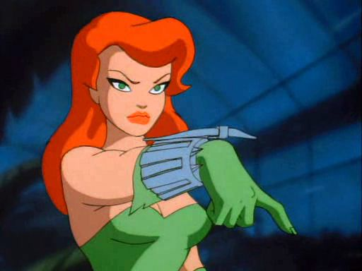Batman The Animated Series Poison Ivy Episodes For Two Face I Hope