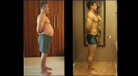 Video: Aamir Khan's strict diet and workout plan for his fat to fit journey for Dangal
