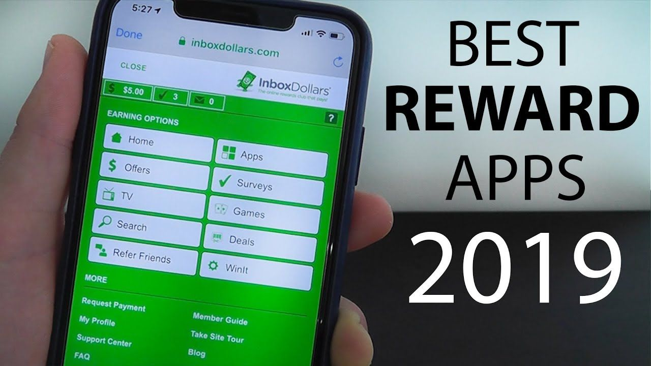 Best reward apps 2019 how to earn free gift cards on