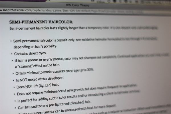 Ion Hair Dye Instructions Dyed Hair Ion Hair Colors Hair Color