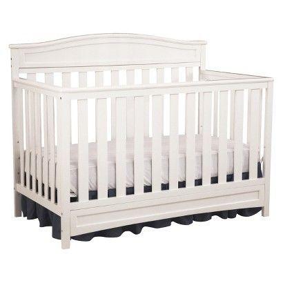 Delta Children Emery 4 In 1 Convertible Crib Best Baby Cribs Cribs Convertible Crib White