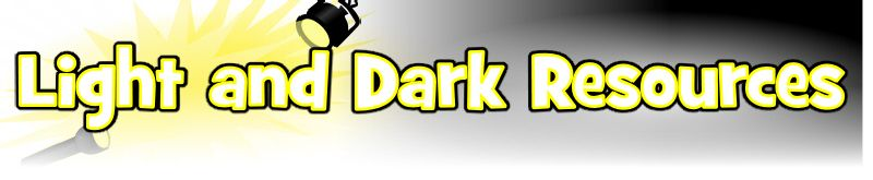 Ks1 Ks2 Light And Darkshadow Teaching Resources And Printables