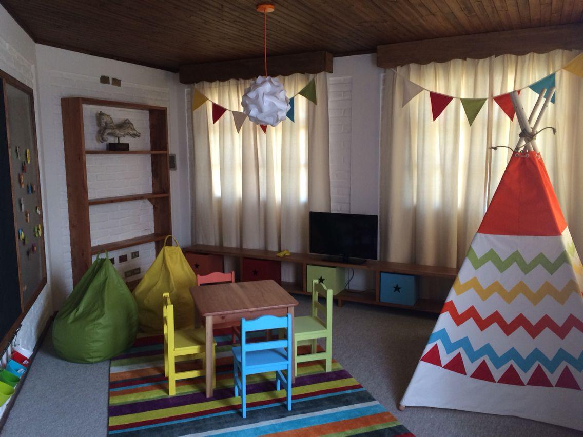 Sala Juegos Ninos Dormitorios Pinterest Juego Y Dormitorio - Sala-juegos-nios