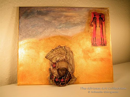 The African Art Collection by Mihaela Georgescu