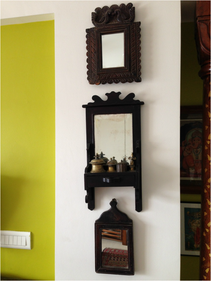 Antique Mirrors Sanskriti Lifestyle Pune Love The One On The