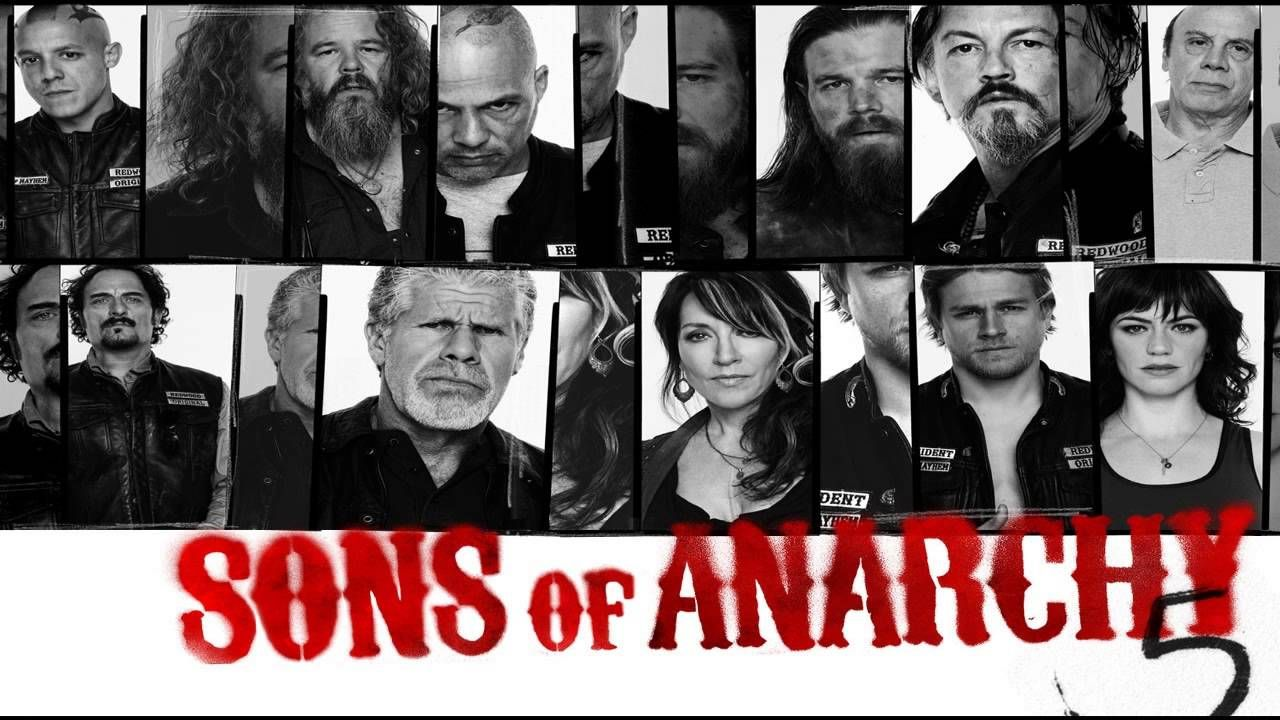 Battleme The Forest Rangers Lights Sons Of Anarchy Sons Of