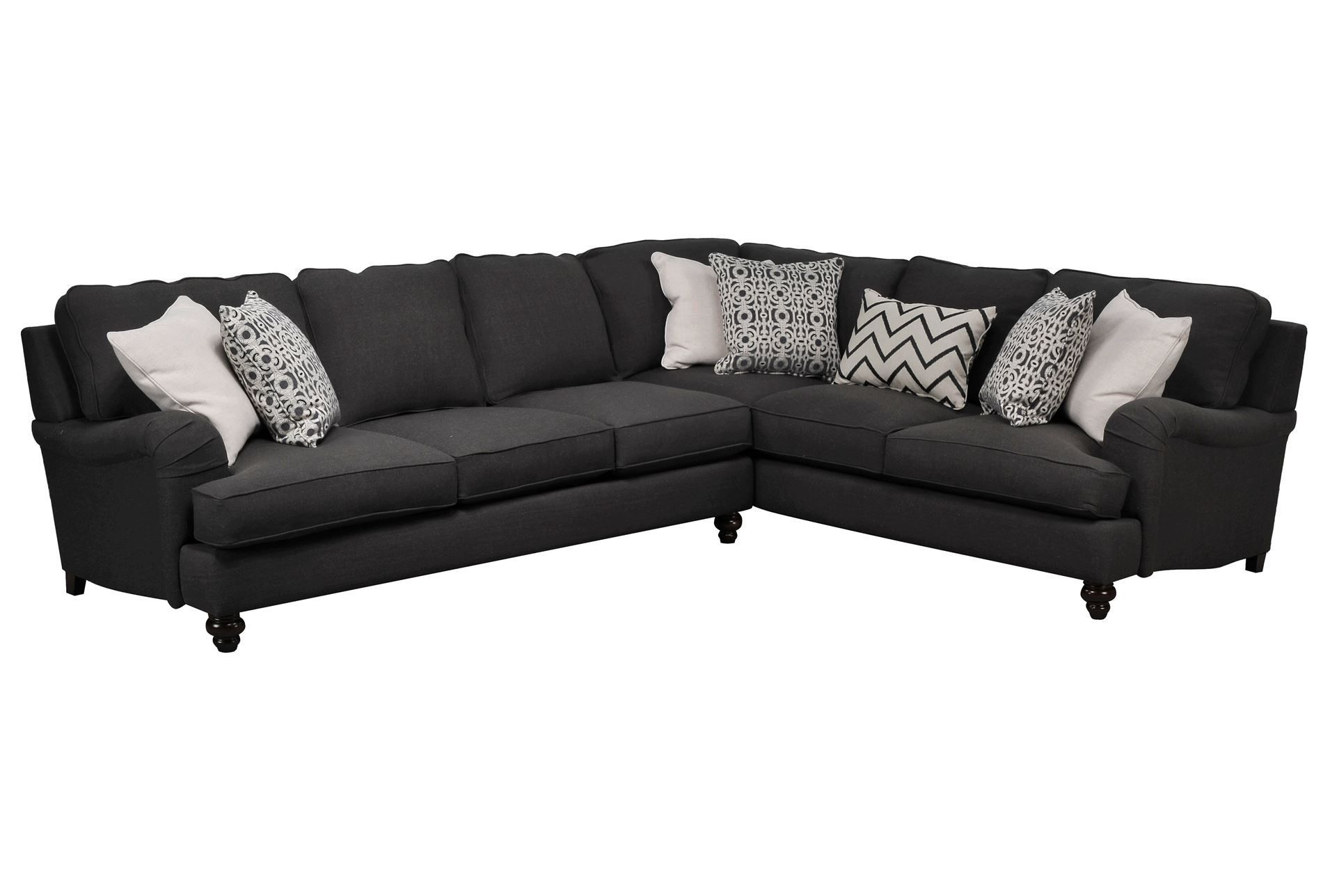 Tolliver 2 Piece Sectional | Home Decor | Pinterest | Living spaces on