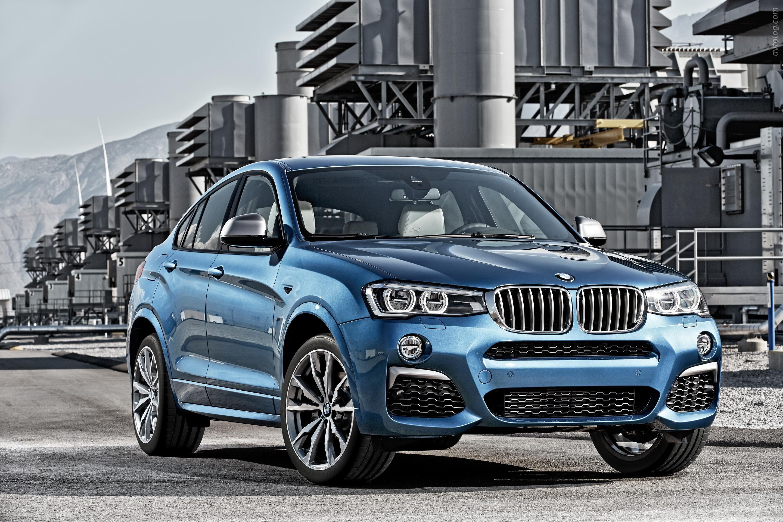 2016 BMW X4 M40i 2016MY BMW X4 BMW X4 M40i BMW German brands