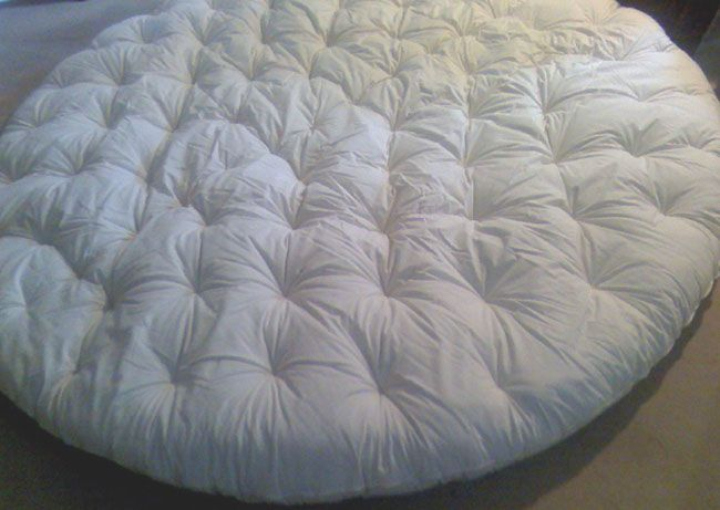 Organic Cotton Wool Mattress Best Mattress Round Mattress Bed Mattress
