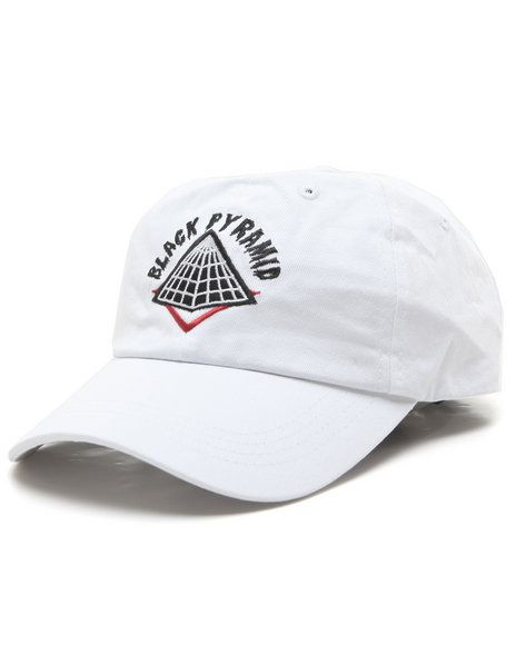 c6936285c7b Find Retro Logo Strapback Hat Men s Hats from Black Pyramid   more ...