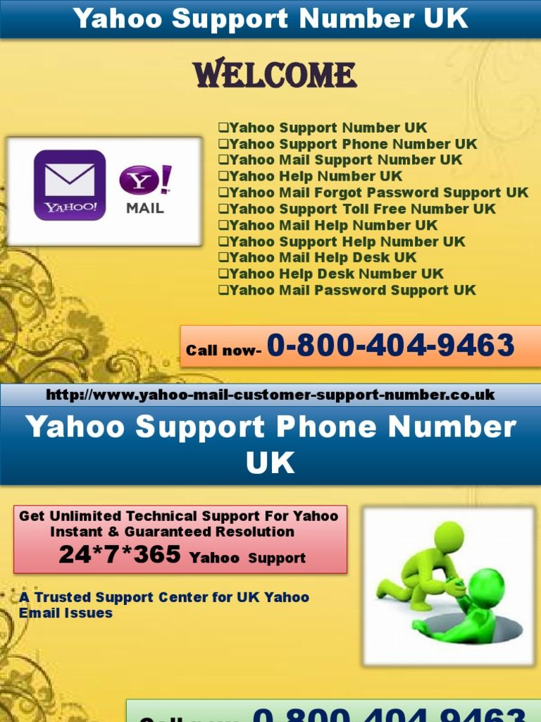 I M Reading Call Now Yahoo Mail Help Desk Uk 0 800 404
