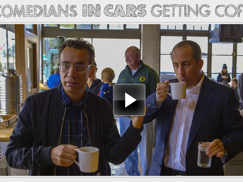 That Time When Jerry Seinfeld Went To Coava Coffee Comedians Jerry Seinfeld Seinfeld