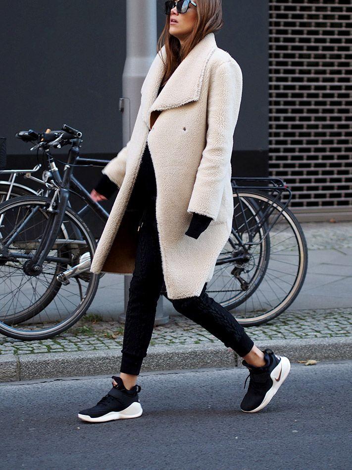 weekend #casual #chic #minimal #monochrome #scandinavian
