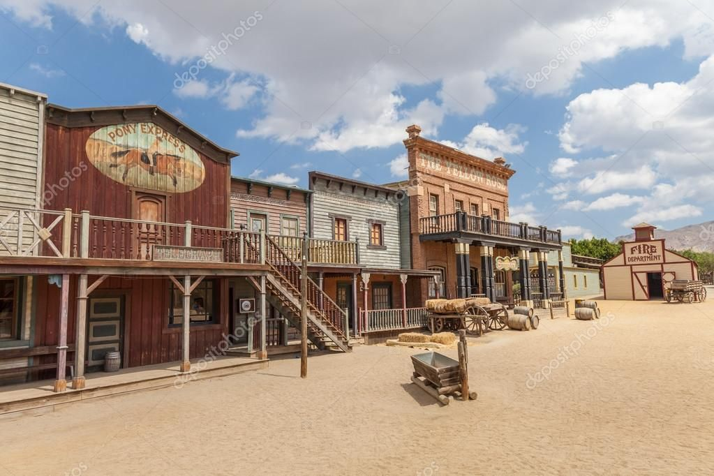 Immagine Correlata Old West Town Old West Scenery